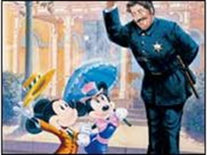 Disney'in Miki Fare'si yaşlandı